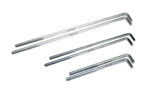 "Barnwell External Building Profile Set 9"", 14"", 18"""